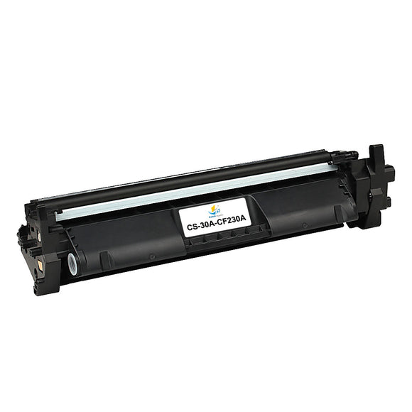 Catch Supplies Replacement HP 30A-CF230A Standard Yield Toner Cartridge