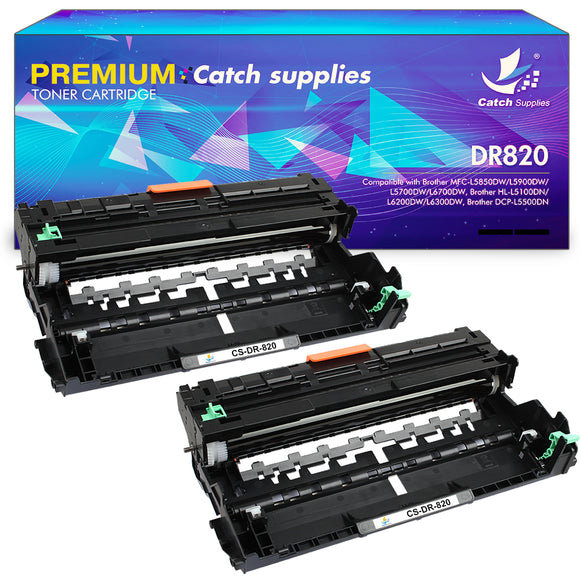 Catch Supplies Compatible Toner Cartridge Replacement for Brother TN227 TN227BK TN223 TN223BK Brother HL-L3290CDW HL-L3210CW MFC-L3770CDW MFC-L3710CW HL-L3230CDW HL-L3270CDW MFC-L3750CDW Printer Chip