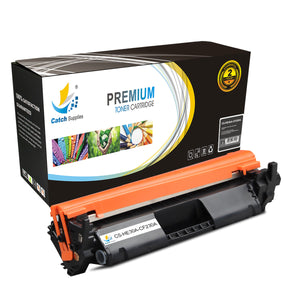 Catch Supplies Replacement HP 30X-CF230X Standard Yield Toner Cartridge - 1 Pack