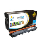 Catch Supplies Replacement Brother TN-221BK, TN-221C, TN-221M, TN-221Y Standard Yield Laser Printer Toner Cartridges - Four Pack