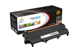 Catch Supplies Replacement Brother TN-450 Standard Yield Laser Printer Toner Cartridges - Four Pack