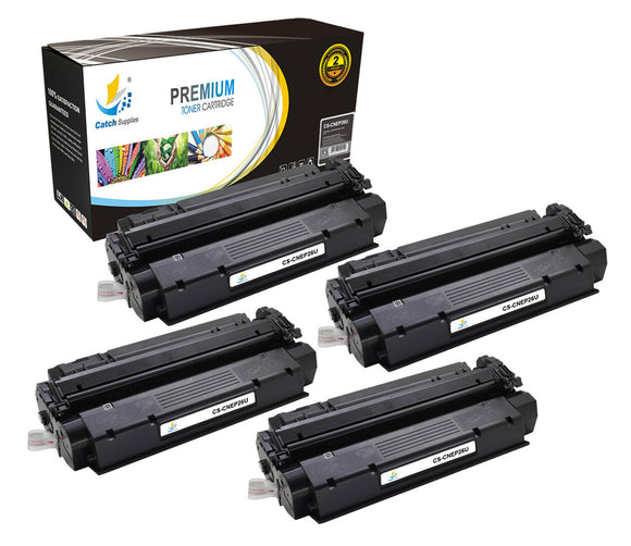 Catch Supplies Replacement EP26 Black Toner Cartridge 4 Pack
