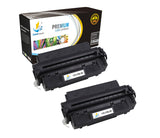 Catch Supplies Replacement Canon 6812A001AA Standard Yield Laser Printer Toner Cartridges - Two Pack