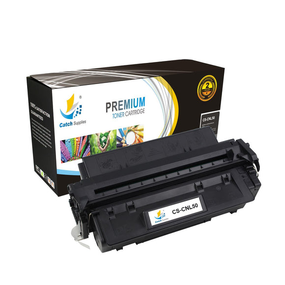 Catch Supplies Replacement Canon L50 6812A001AA  High Yield Toner Cartridge