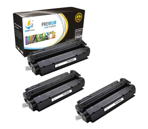 Catch Supplies Replacement X25 Black Toner Cartridge 3 Pack