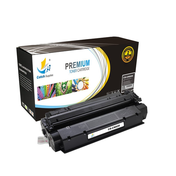 Catch Supplies Replacement Canon X25 8489A001AA High Yield Toner Cartridge