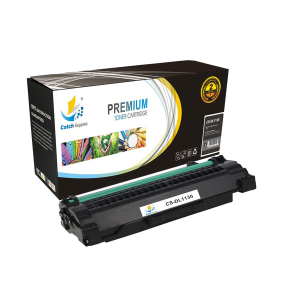 Catch Supplies Replacement 1130 Black Toner Cartridge