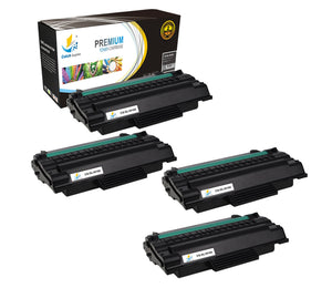 Catch Supplies Replacement Dell 310-7945 Standard Yield Laser Printer Toner Cartridges - Four Pack