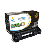 Catch Supplies Replacement HP CE278A Standard Yield Laser Printer Toner Cartridges - Four Pack