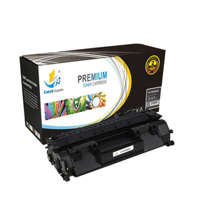 Catch Supplies Replacement HP CF280X Standard Yield Toner Cartridge
