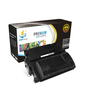 Catch Supplies Replacement CF281X Black Toner Cartridge