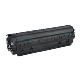 Catch Supplies Replacement HP CE285A Standard Yield Laser Printer Toner Cartridges - Four Pack