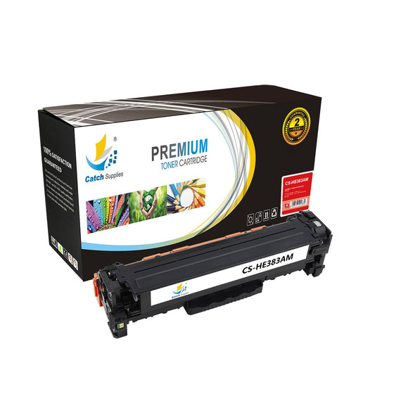 Catch Supplies Replacement HP CF383A Standard Yield Toner Cartridge