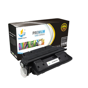 Catch Supplies Replacement HP C4127X High Yield Toner Cartridge