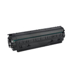 Catch Supplies Replacement HP CB435X High Yield Black Toner Cartridge Laser Printer Toner Cartridges - Two Pack
