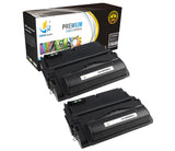 Catch Supplies Replacement HP Q5945A Jumbo Yield Black Toner Cartridge Laser Printer Toner Cartridges - Two Pack