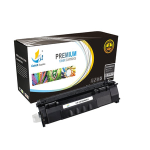 Catch Supplies Replacement HP Q5949A Standard Yield Toner Cartridge