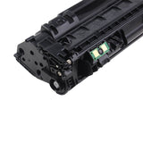 Catch Supplies Replacement HP Q7553A Standard Yield Laser Printer Toner Cartridges - Four Pack