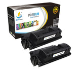 Catch Supplies Replacement HP CE390X High Yield Black Toner Cartridge Laser Printer Toner Cartridges - Two Pack