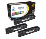 Catch Supplies Replacement HP C4092A Standard Yield Laser Printer Toner Cartridges - Three Pack