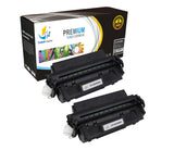 Catch Supplies Replacement HP C4096A Standard Yield Laser Printer Toner Cartridges - Two Pack