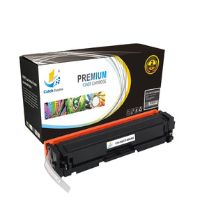 Catch Supplies Replacement CF400X – 201X Black Toner Cartridge