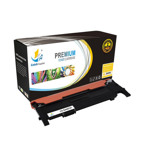 Catch Supplies Replacement Samsung CLT-Y407S Standard Yield Toner Cartridge
