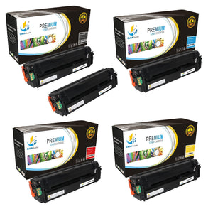 Catch Supplies Replacement CLT-505L Toner Cartridge 5 Pack Set
