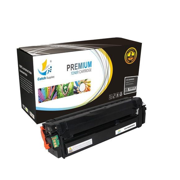 Catch Supplies Replacement Samsung CLT-K505L Standard Yield Toner Cartridge