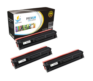 Catch Supplies Replacement MLT-D111S Black Toner Cartridge 3 Pack