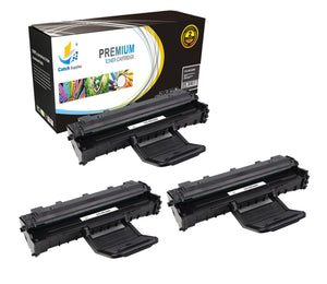 Catch Supplies Replacement Xerox 113R00730 Standard Yield Laser Printer Toner Cartridges - Three Pack