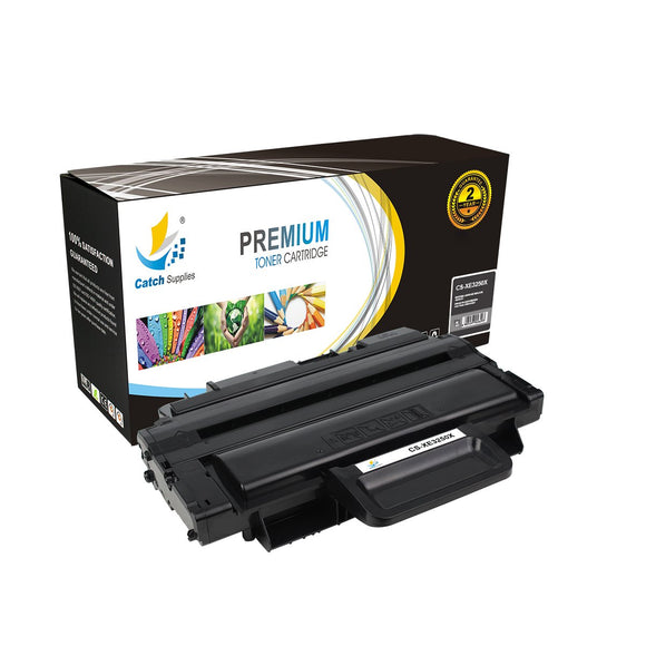 Catch Supplies Replacement 3250 ( 106R01374 ) Black Toner Cartridge