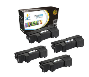 Catch Supplies Replacement Kyocera TK-352 Standard Yield Laser Printer Toner Cartridges - Four Pack