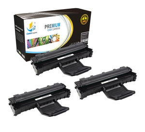 Catch Supplies Replacement Samsung ML-1610D2 High Yield Black Toner Cartridge Laser Printer Toner Cartridges - Three Pack