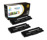Catch Supplies Replacement Samsung ML-2250D5 High Yield Black Toner Cartridge Laser Printer Toner Cartridges - Three Pack