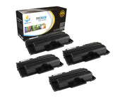 Catch Supplies Replacement Samsung ML-3470DB High Yield Black Toner Cartridge Laser Printer Toner Cartridges - Four Pack