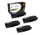Catch Supplies Replacement Xerox 106R01379 High Yield Black Toner Cartridge Laser Printer Toner Cartridges - Four Pack
