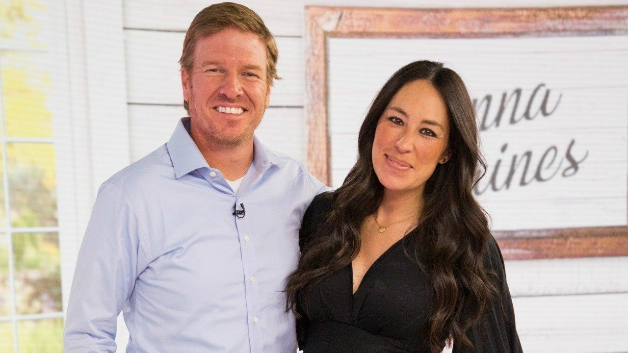 Chip and Joanna Return to Television