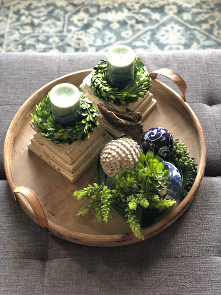 Rban Interiors Styling a Tray