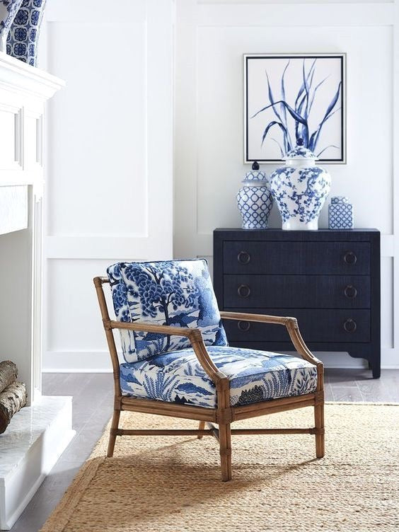 Rban Interiors Blue Willow