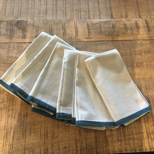 Cloth Napkins (Set of Six)