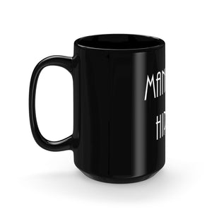 MANHATTAN HIPPIE MUG