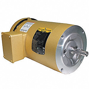 2HP BALDOR 3450RPM 56c Mount System TEFC 3PH MOTOR