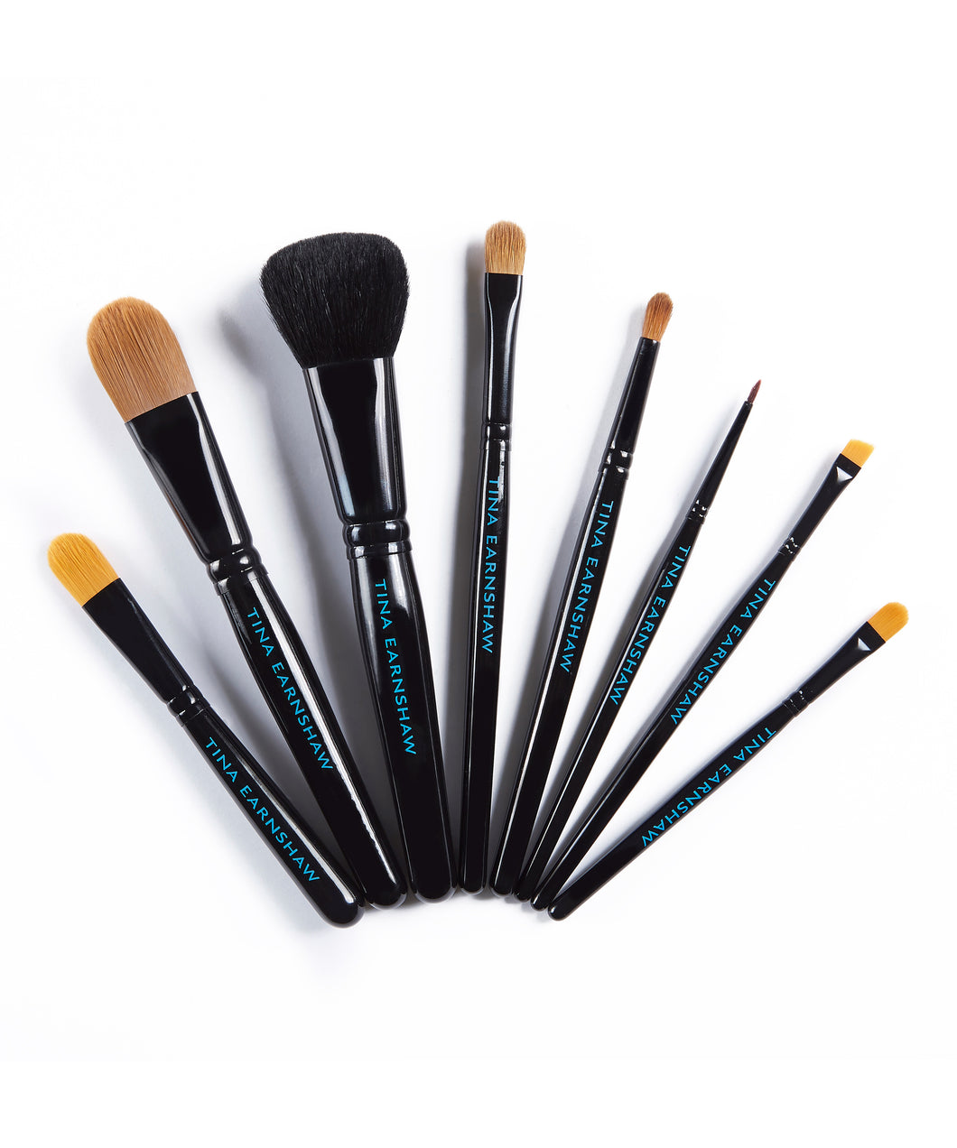 Deluxe brush set - 8 Brushes