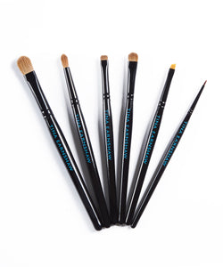 Essential eye set - 6 Brushes