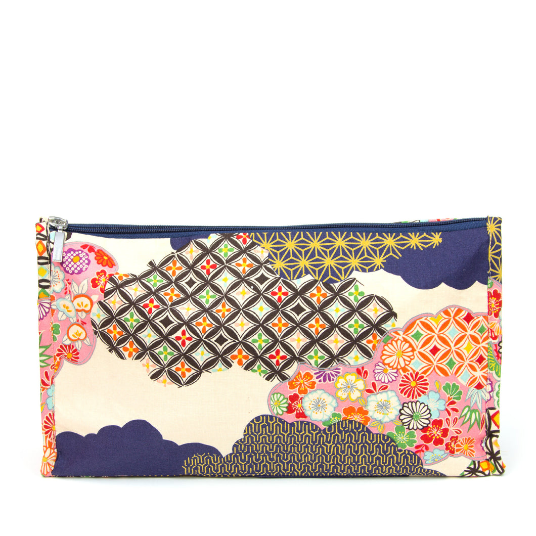 Tokyo Fire - Make up Bag (Large)