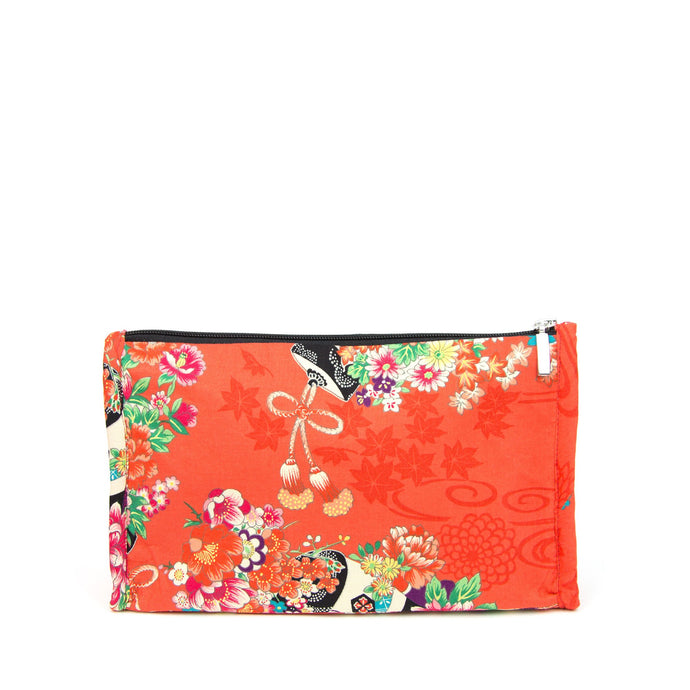 Japanese Butterflies - Make up bag (sm)