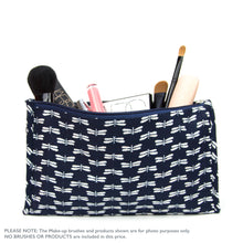 Japanese Dragonfly - Make up bag (Large)