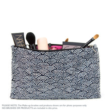 Japanese Shells - Make up bag (Large)