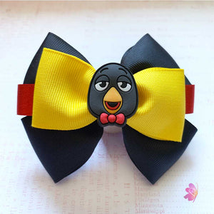 Wheezy Penguin Toy Story Inspired Hair Bow
